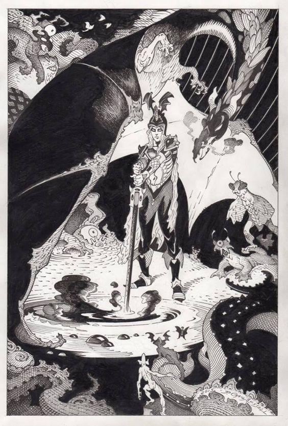Elric-Ritual