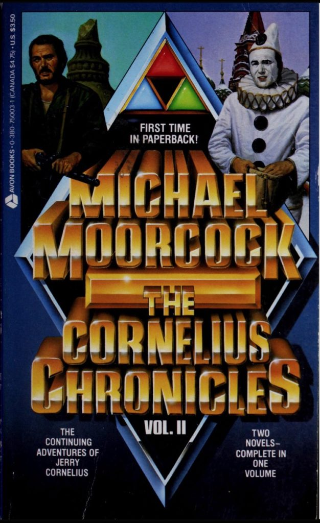 Cornelius Chronicles-Michael Moorcock