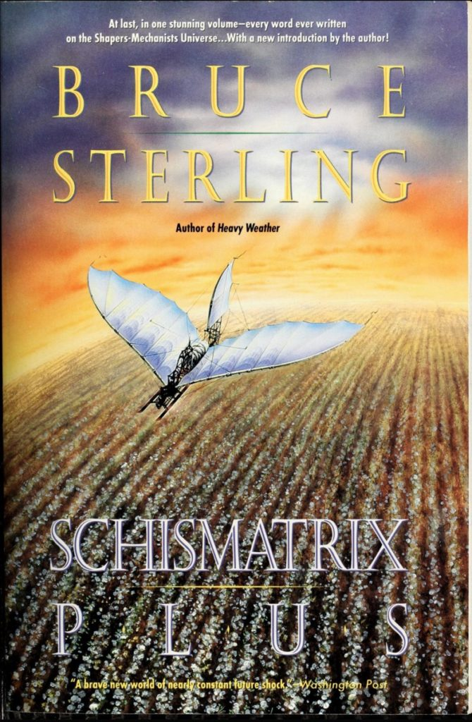 Schismatrix Plus-Bruce Sterling