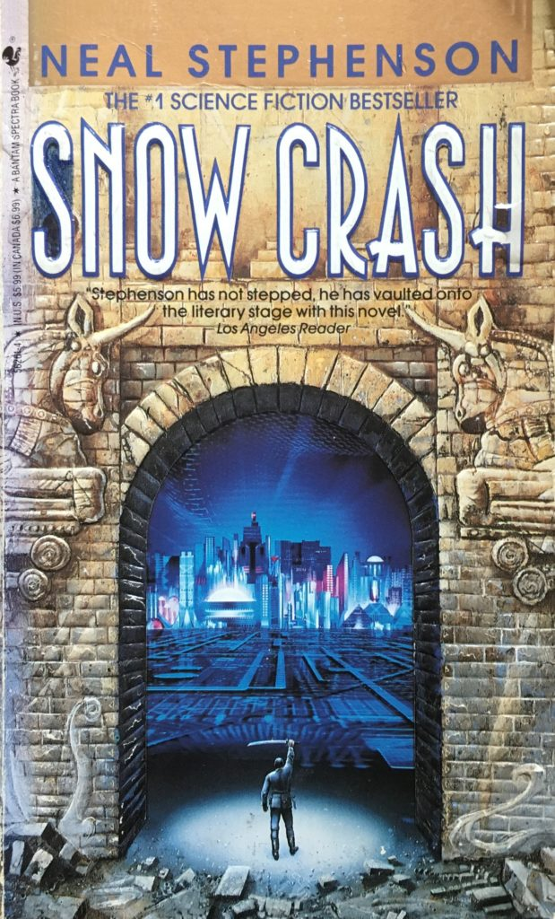 Snow Crash-Neal Stephenson