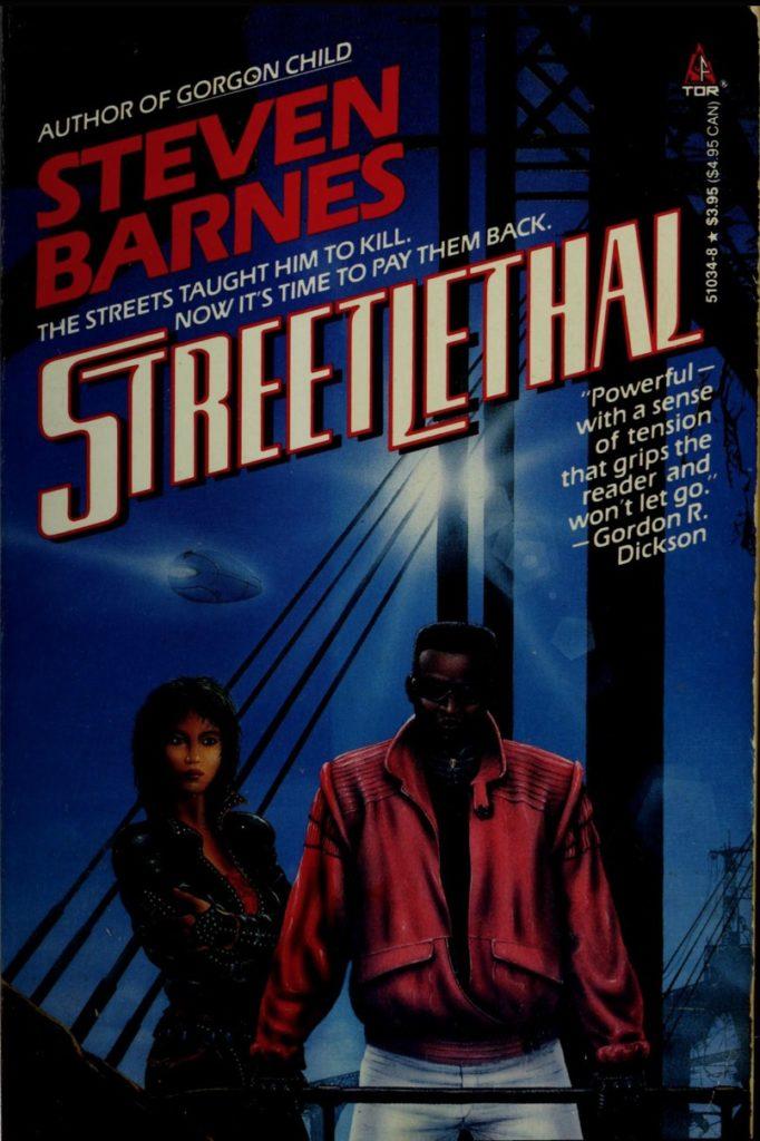 Streetlethal-Steven Barnes-cover