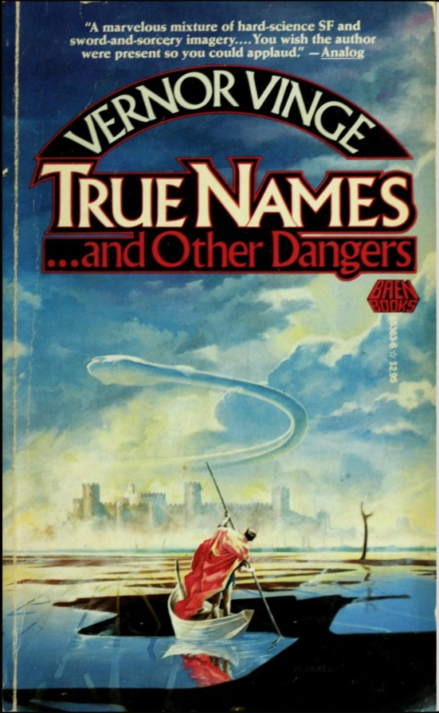 True Names-Vernor Vinge